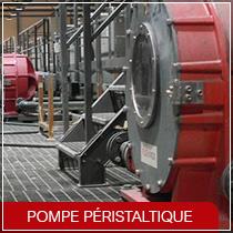 Pompe péristaltique