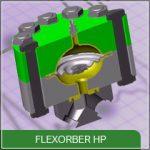 Amortisseur de pulsations : FlexOrber HP