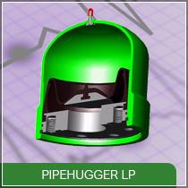 Amortisseur de pulsations : PipeHugger LP